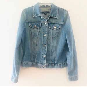 GAP Stretch denim jean jacket
